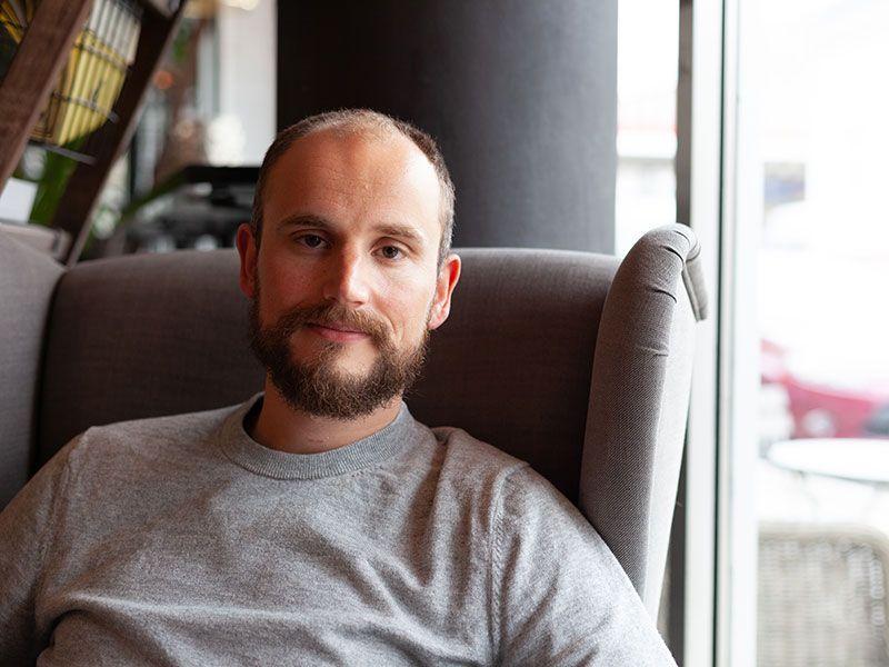 Erling Pettersen - ny byggingeniør hos Hinnstein