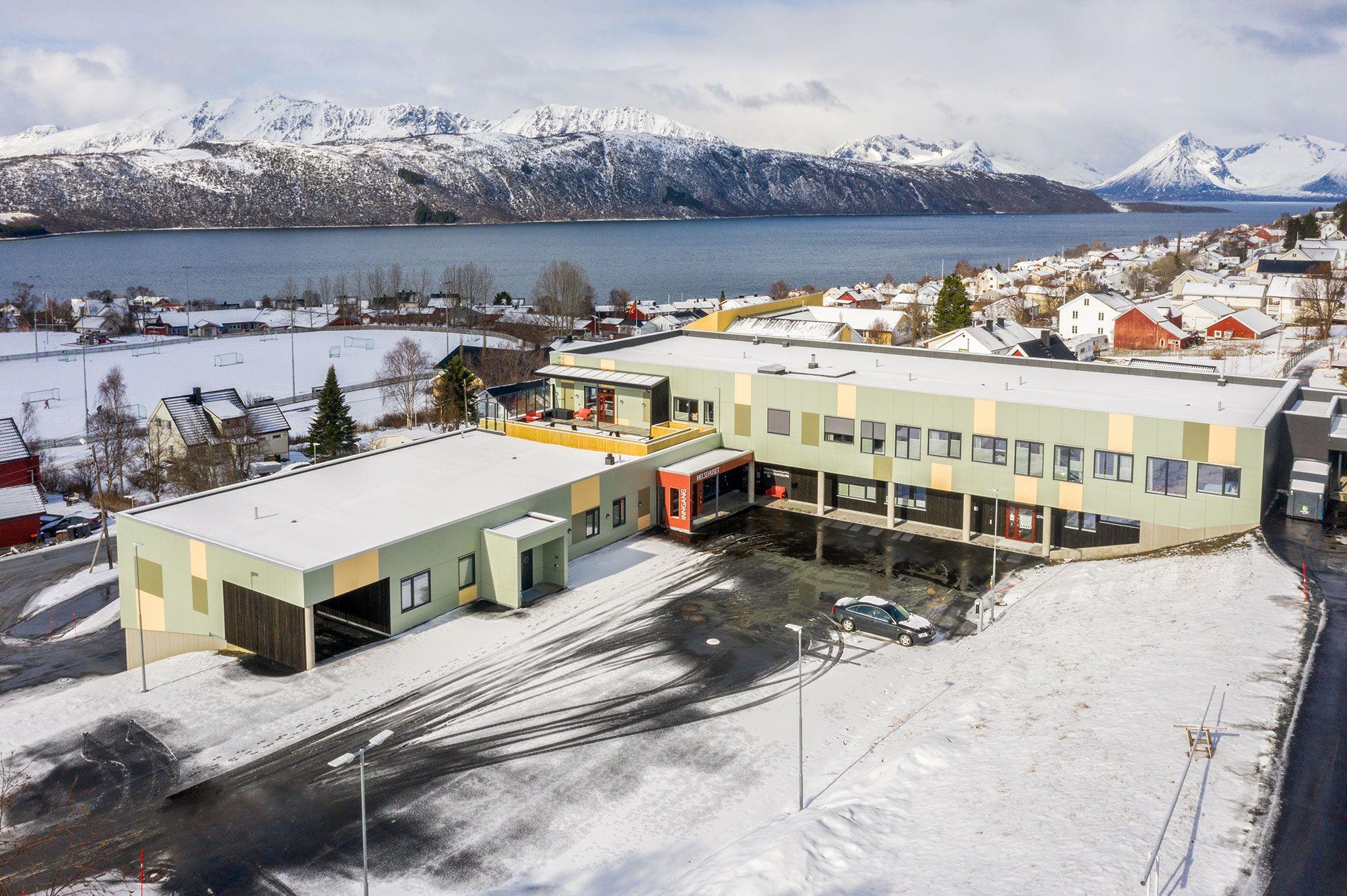 Kvæfjord Helsehus
